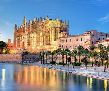 Palma Cathedral, Majorca