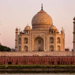 Photograph of the week: The Taj Mahal from the Garden of the Moon