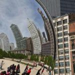 Photograph of the week: The Cloud Gate, Downtown Chicago