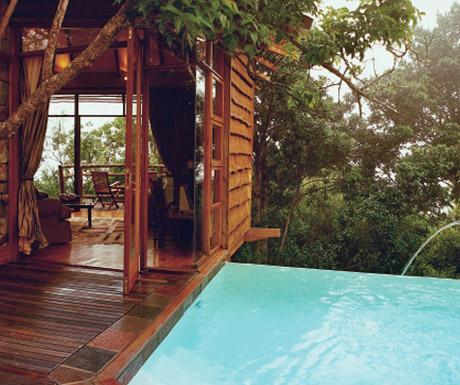 Tsala Treetop Lodge, SA