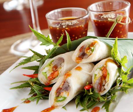 Andara Silk food