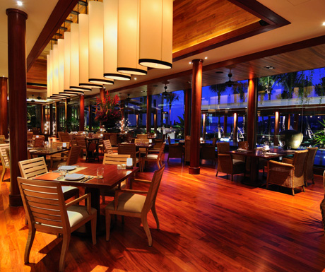 Andara Silk restaurant