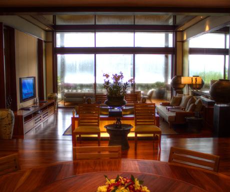 Andara Suite living room