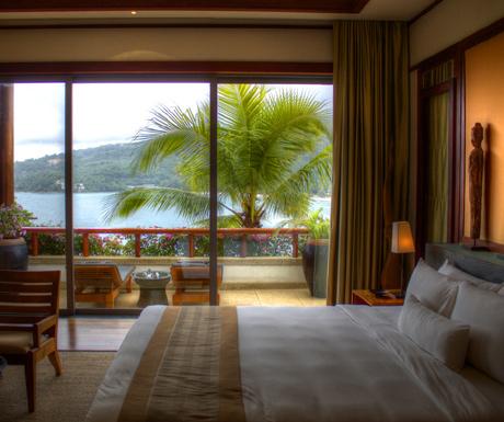 Andara Suite bedroom