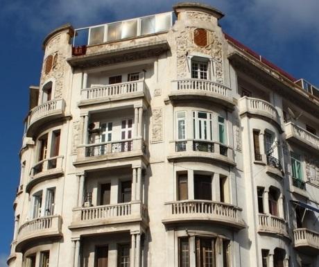 Casablanca architectural heritage