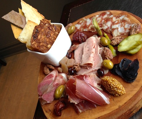 Chinched Bistro - world's best charcuterie