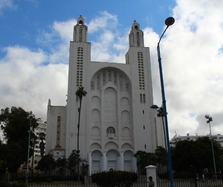 Church of Sacre Coeur, Casablanca