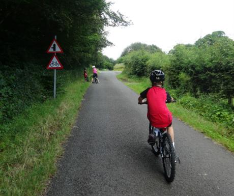 Drumlanrig cycle trail