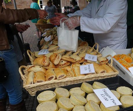 Drumlanrig farmers market