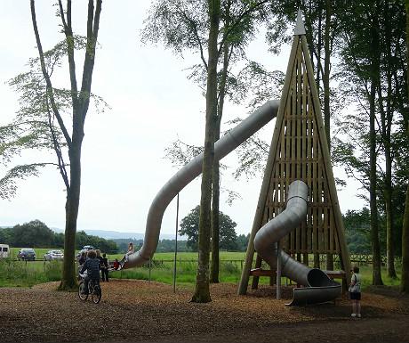Drumlanrig playground