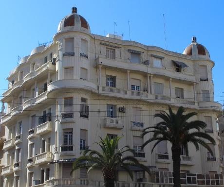 European influence on Casablanca architecture