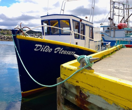 The funny pics of anything thread for a laugh or a smile Funny fishing boat names