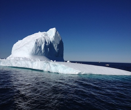 Gorgeous icebergs