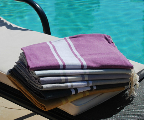 Hammam towels from MyLuxe
