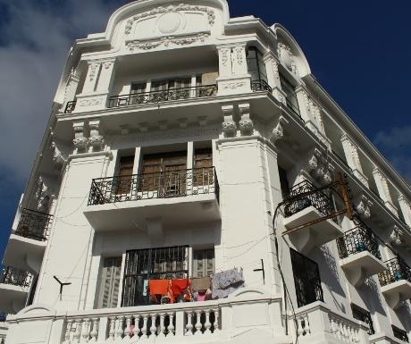 Historical building, Casablanca
