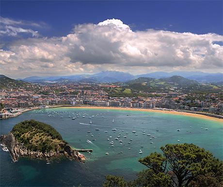 La Concha Beach San Sebastian - Photo Keta