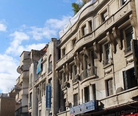 Modernist building, Casablanca