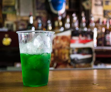 Green rum