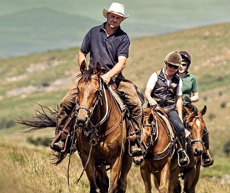 Riding adventures on Dartmoor
