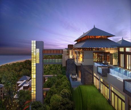 Ritz-Carlton, Bali