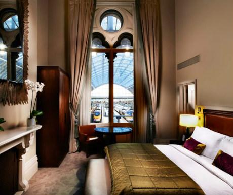 St Pancras Renaissance Hotel Junior Suite