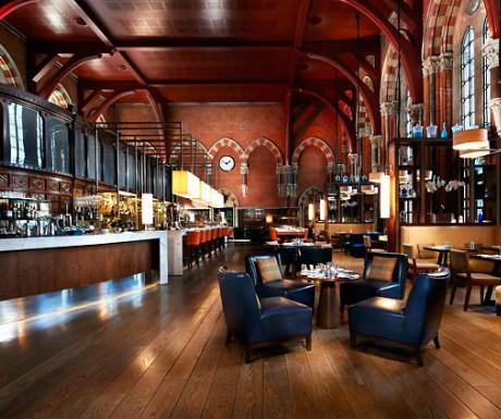 St Pancras Renaissance Hotel Booking Office