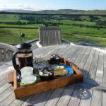 Short stay: Three Glens, Moniaive, Dumfriesshire, Scotland, UK