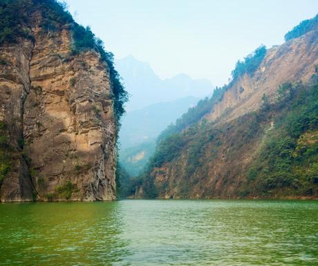 Yangtze River Valley, China