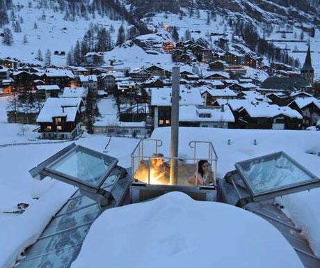 Backstage Chalet, Zermatt