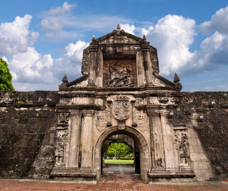 Fort Santiago Intramuros, Manila