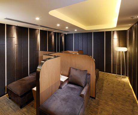 HKA VIP Lounge