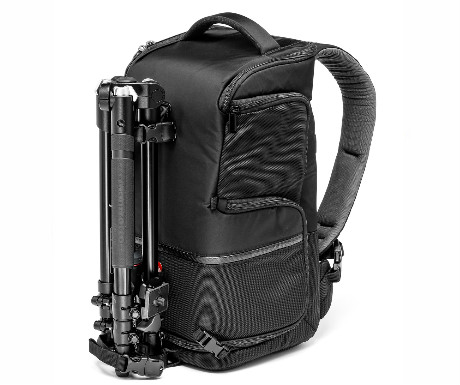 Manfrotto tripod and bag