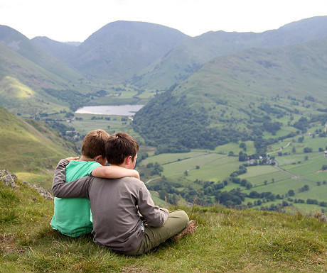 Place Fell view