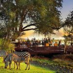 Victoria Falls dining - for those in the know