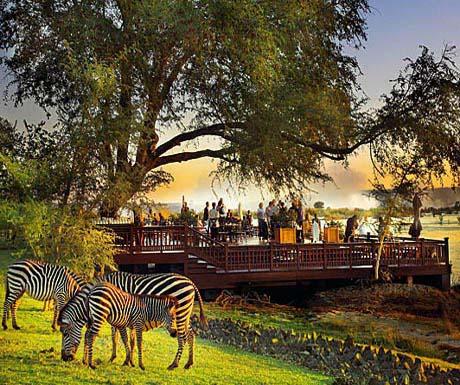 Royal Livingstone Sun Deck