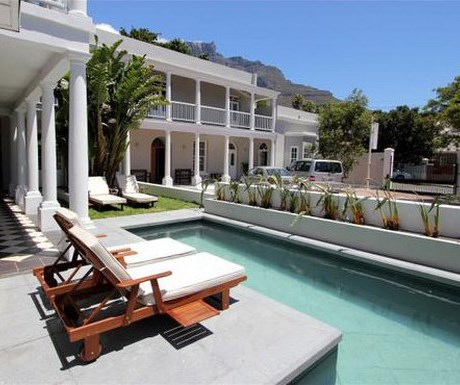 5 of cape town 39 s most outstanding boutique hotels a for Hippo boutique hotel