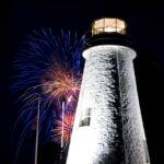 Photograph of the week: Concord Point lighthouse on Independence Day