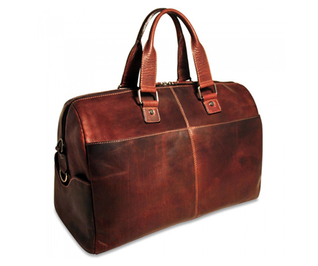 Georges Voyager Collection Leather Cabin Bag