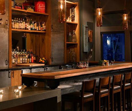 Andaz Napa bar