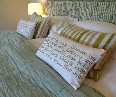 Arisaig Hotel bed