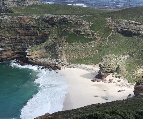 Beach at Cape Point