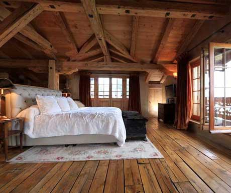 Chalet Eugenia bedroom
