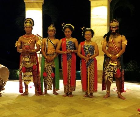 Cultural events - Amanjiwo dancers