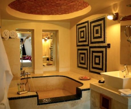 Domaine de Malika bathroom
