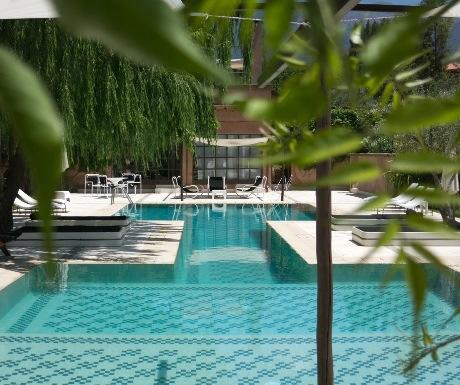 Domaine de Malika outdoor pool