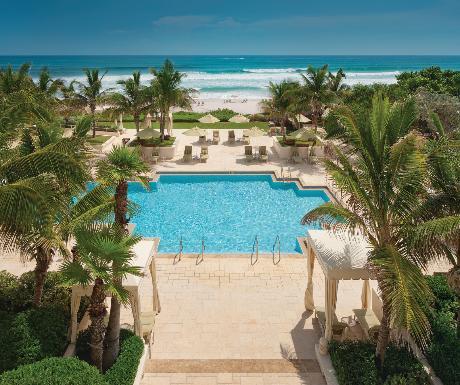 Four Seasons Palm Beach Pool