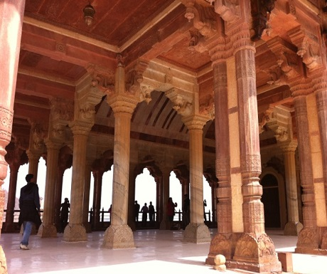 Great Hall, Amber Fort