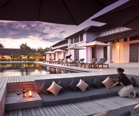 Hotel de la Paix, Luang Prabang, Laos