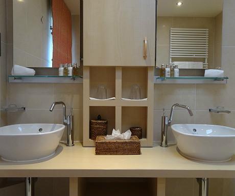 Isle of Eriska Hotel bathroom