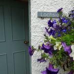 Short stay: Lochsie, Peinmore House, Portree, Isle of Skye, Scotland, UK